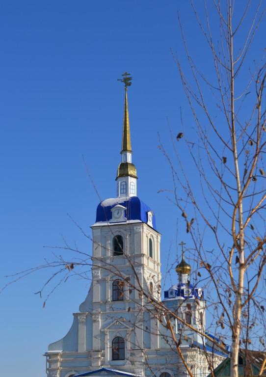 Петропавловский храм 2 января 2015 г
