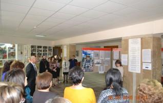 Открытие выставки архивных документов в Зеленокумске