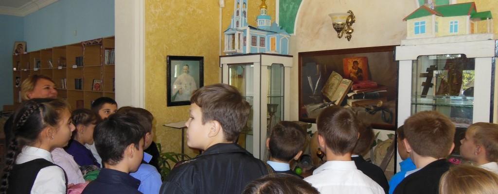 Экскурсия по историческим местам Зеленокумска