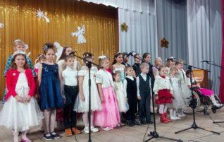 Рождественский концерт прошёл в Зеленокумске